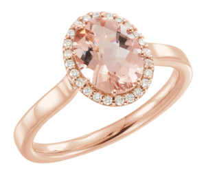 2018-millennial-engagement-trends-morganite-halo-diamond-ring-300x255